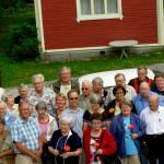 Sukuseura Lyytikäiset Kermassa 2009